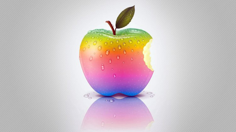 Яблоко в творчестве