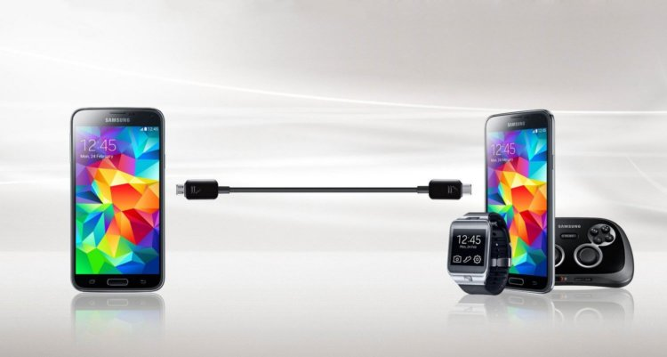 Кабель для зарядки смартфона от смартфона