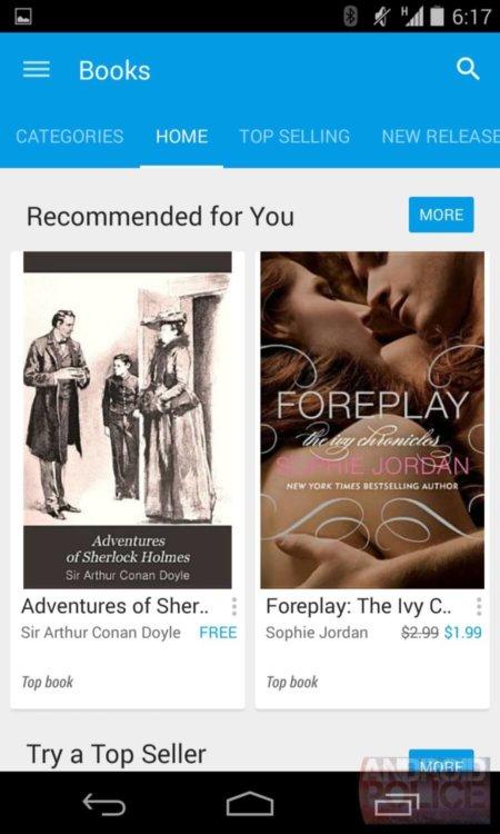 Google Play 5.0