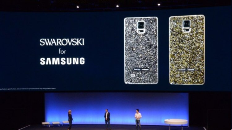 swarovski galaxy note 4