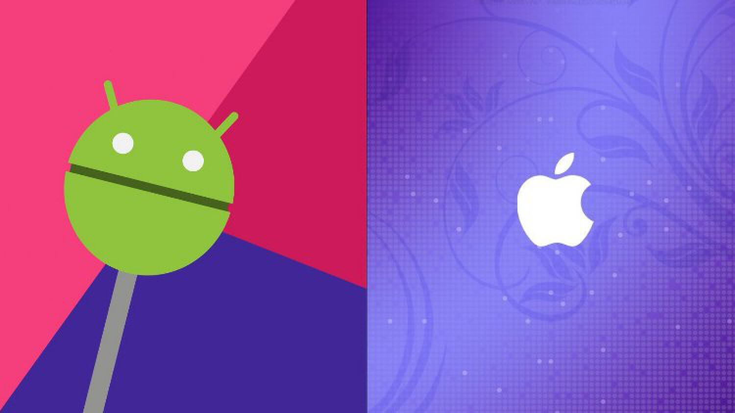 Android и Apple