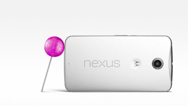 Сравнение Nexus 6 со смартфонами Nexus
