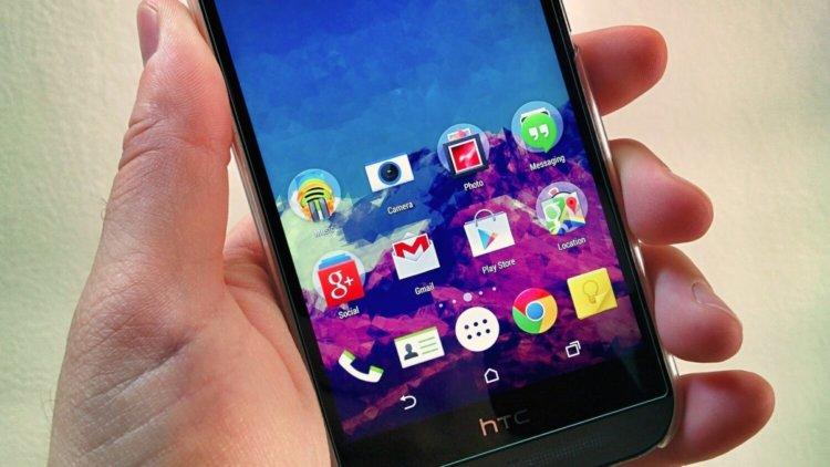 HTC обновит смартфоны до Android Lollipop