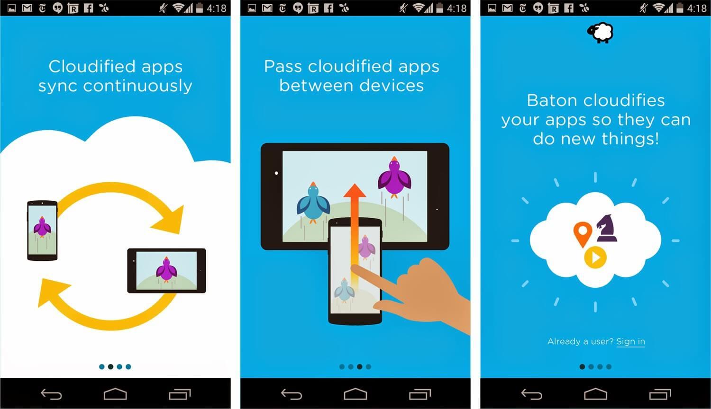 Nexbit Baton принесет на Android функцию, подобную Handoff из iOS