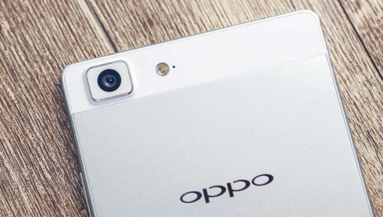 Oppo R3 самый тонкий в мире