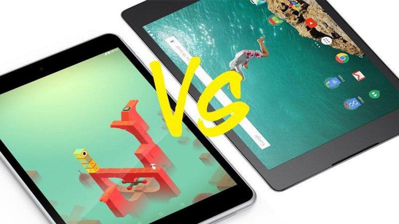 Nexus 9 ou Nokia N1?