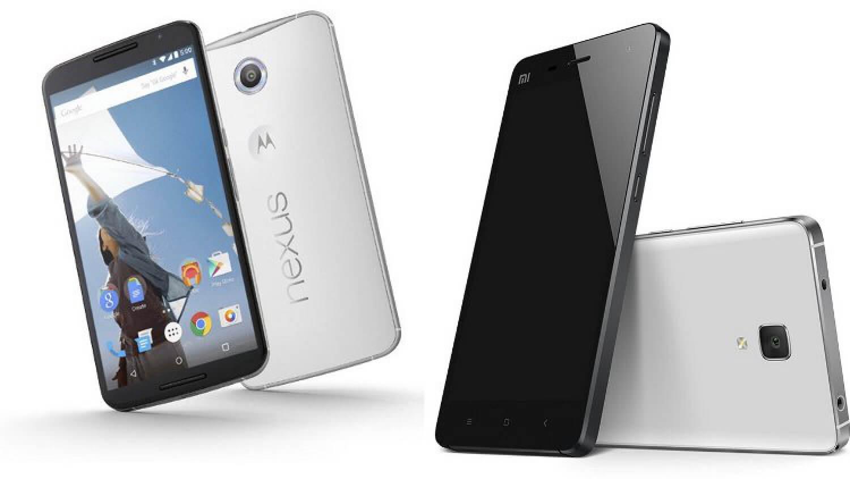 Nexus 6 или Xiaomi Mi4?