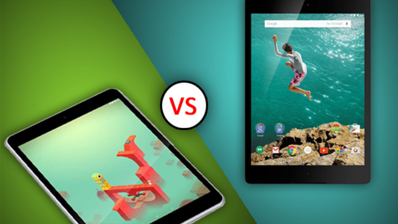 Nexus 9 или Nokia N1?