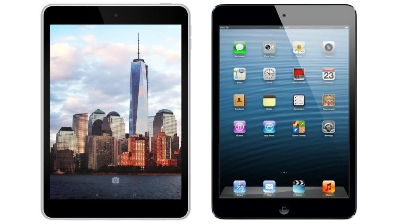 Nokia N1 или iPad mini 3?