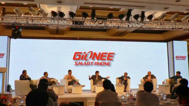 Gionee выпустила смартфон с двумя Full-HD