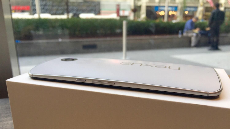 Насколько вынослив Nexus 6?