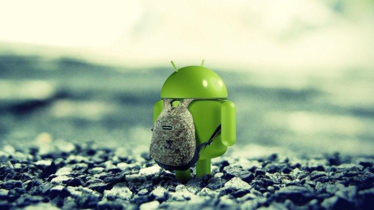 Количество Android снизилось