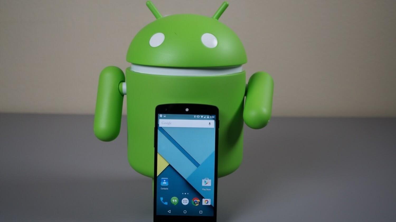 Android L Developer Preview не помог увидеть быстрые обновления устройств