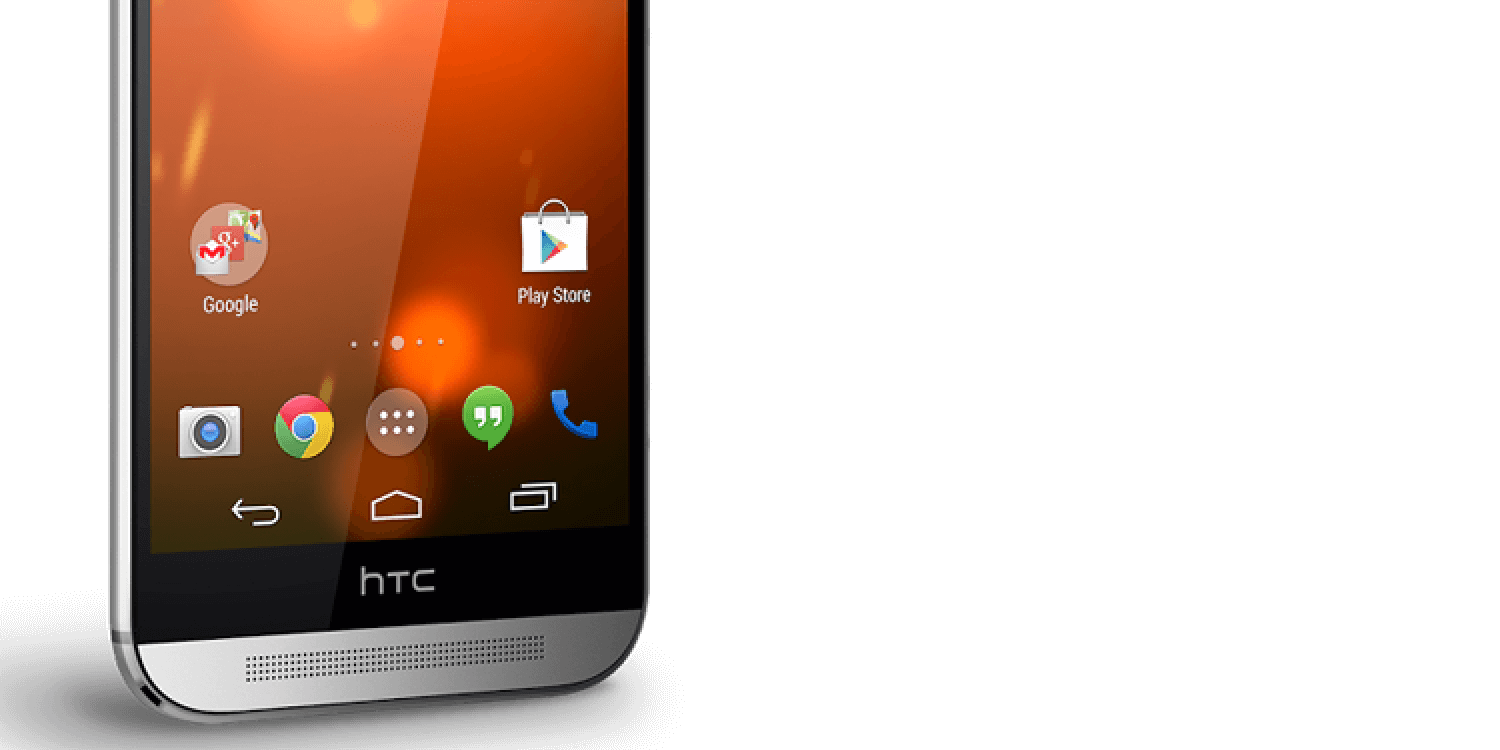htc one gpe