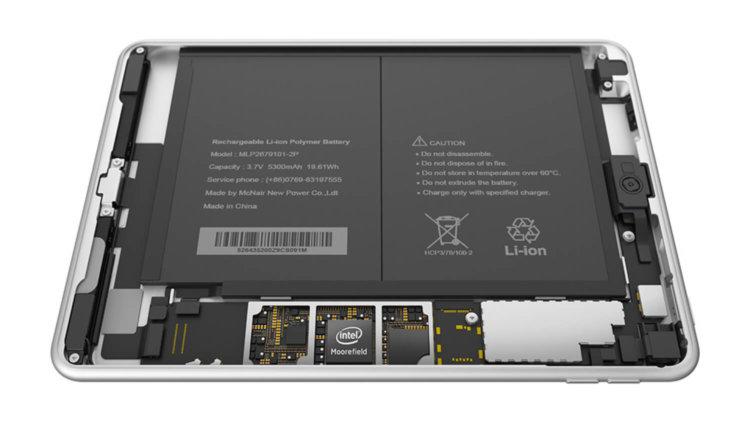 Планшет Nokia N1