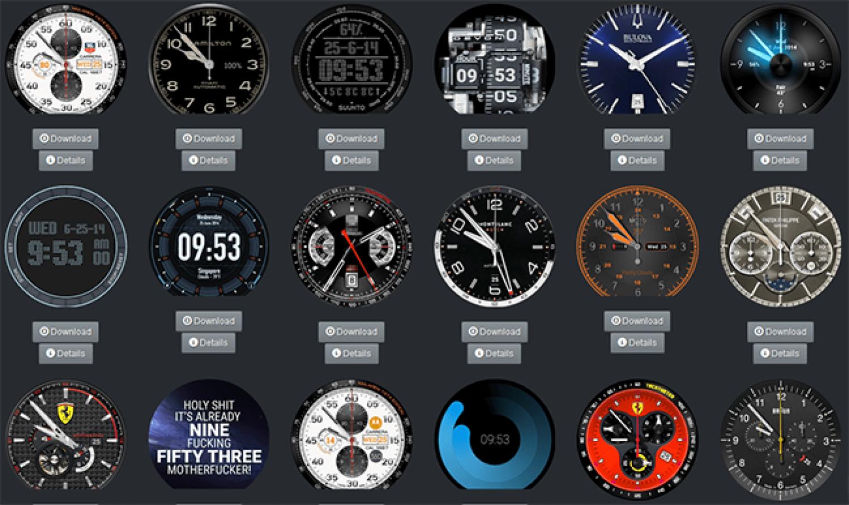 Производители часов и разработчики Wear — грядет война