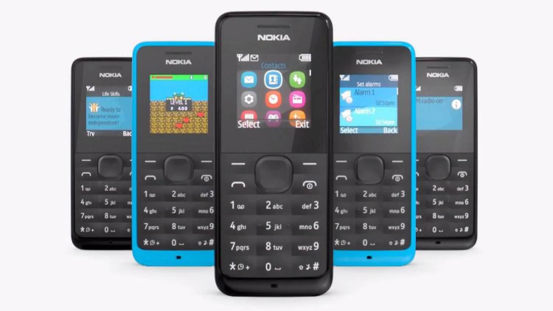 Телефоны Nokia известны с давних пор