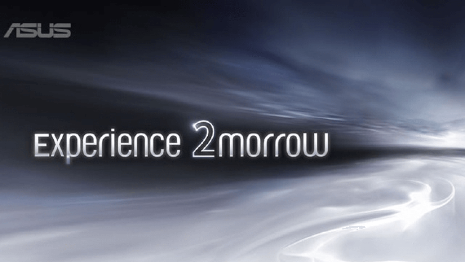 Asus experience 2morrow