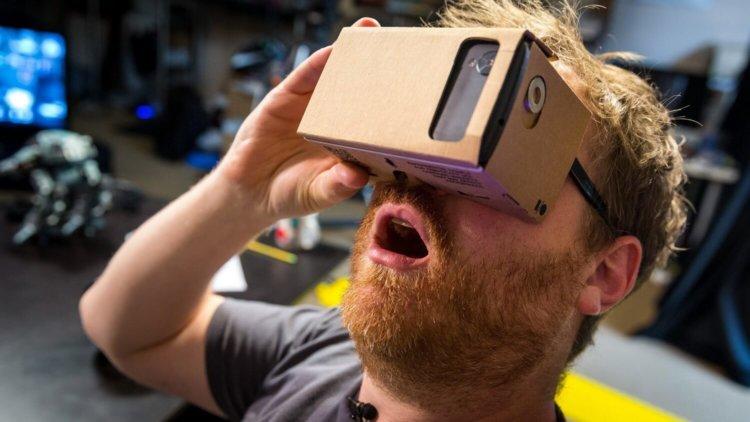 Виртуальная реальность в Google Maps