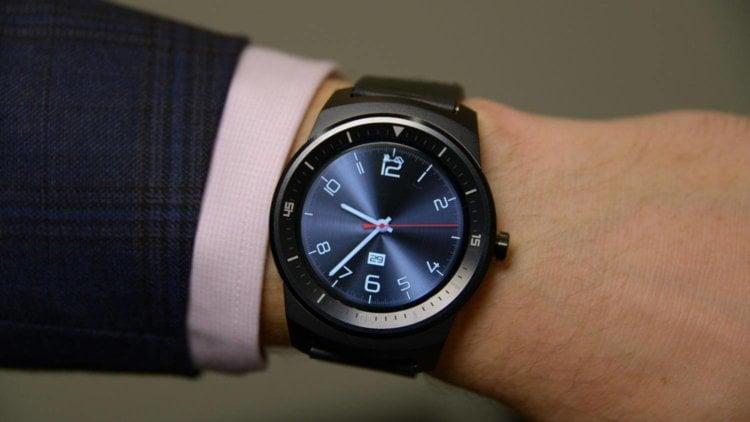 LG G Watch R получат обновление