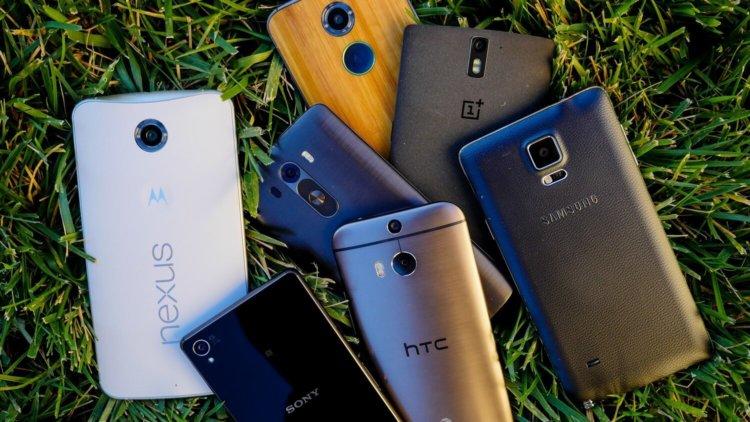 Инновационные смартфоны 2014 года