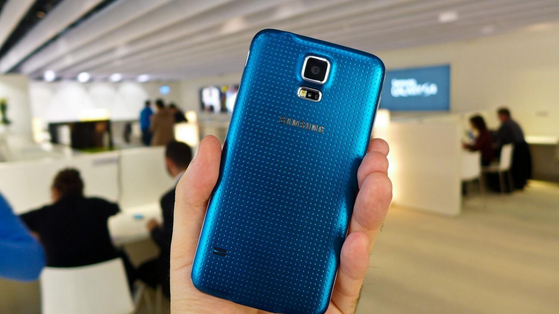 Samsung в новом видео напомнила о некоторых возможностях Galaxy S5