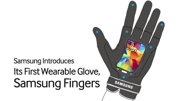 Шутка об умных часах Samsung может стать реальностью