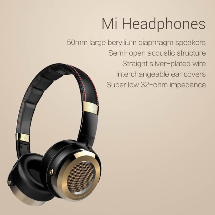 Xioami MI Headphones