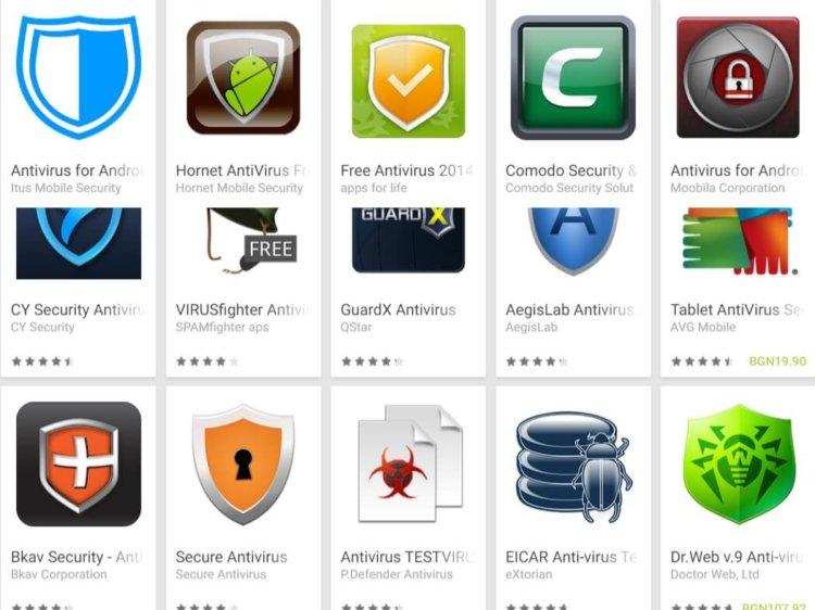 Mock-antivirus-apps