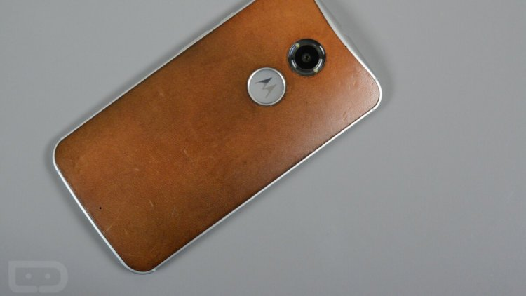 Moto X 2014 Leather