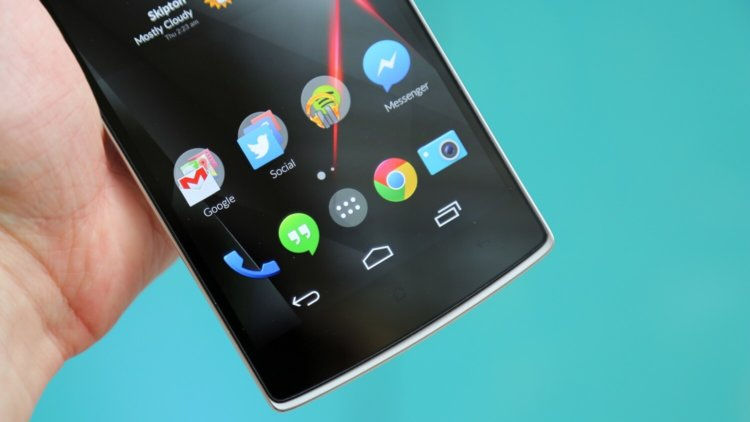 Новое название OnePlus 2
