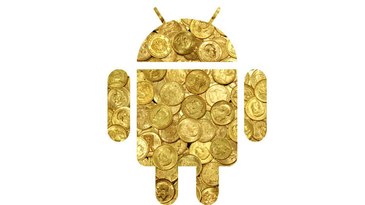 android деньги