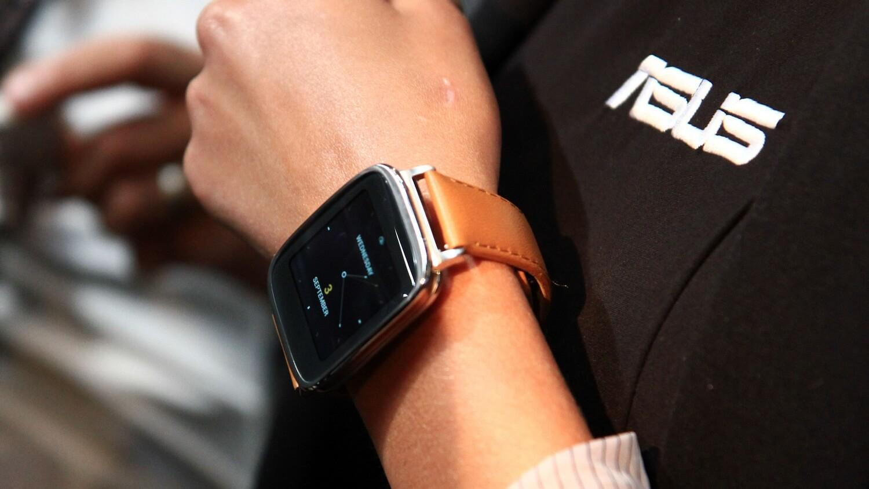 Следующее поколение Asus ZenWatch может побить рекорд автономности