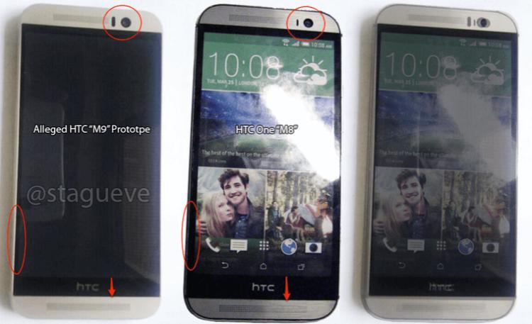HTC Hima в сравнении с HTC One M8