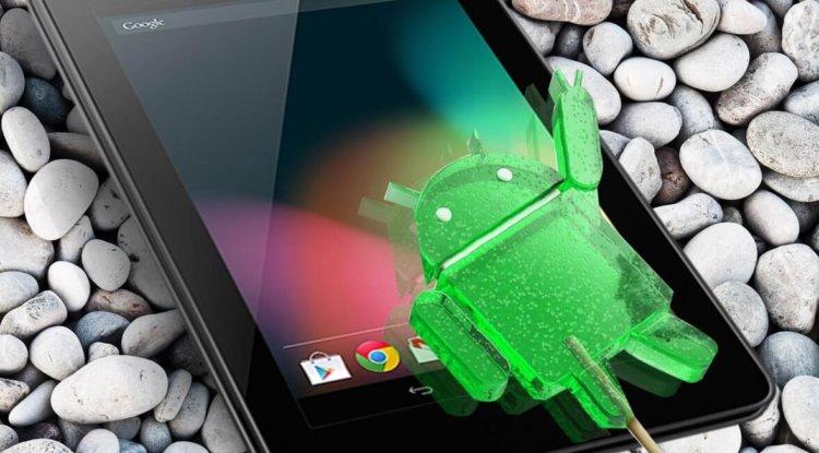 nexus 7 and android lollipop