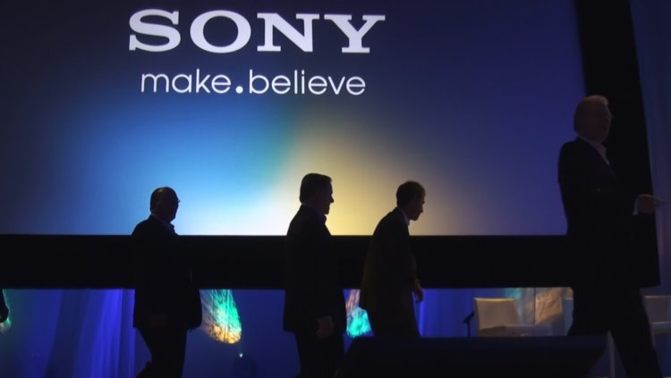 sony. make. belive