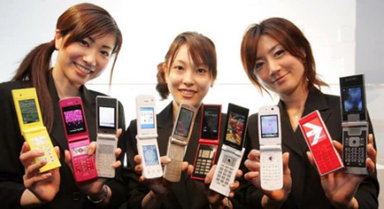 Телефоны-раскладушки
