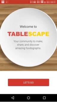 Google Tablescape