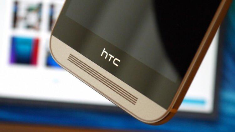 HTC logo M8