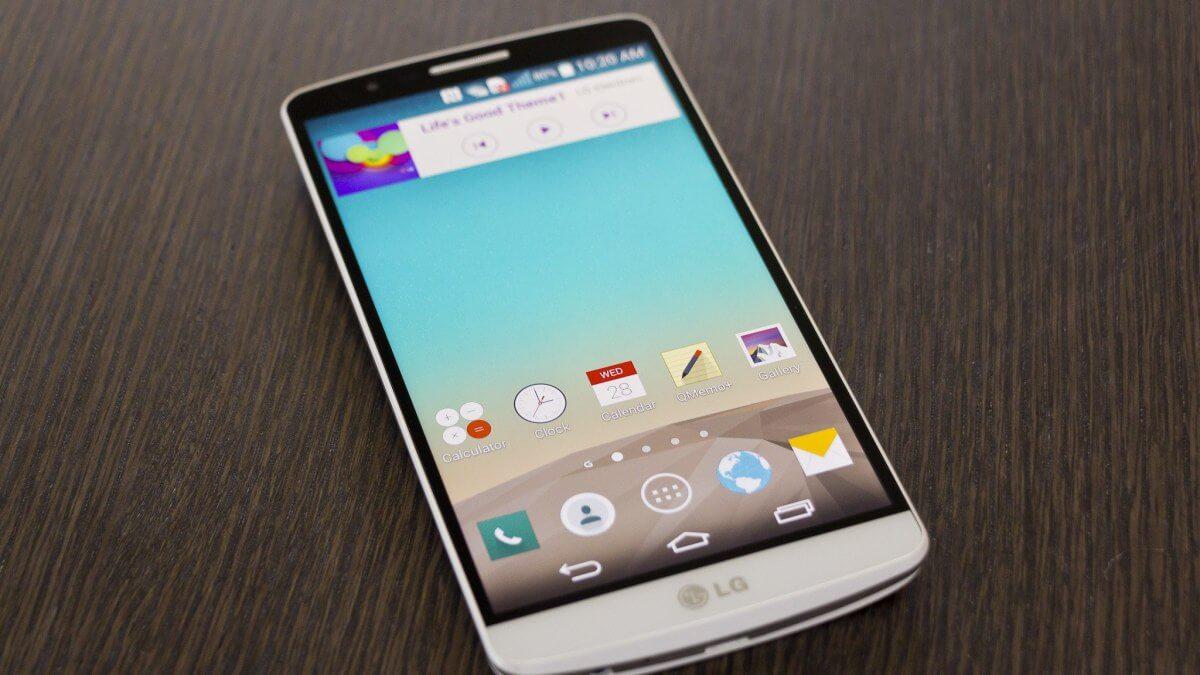 Пожалуйста, хватит: LG может представить смартфон с 3К-разрешением