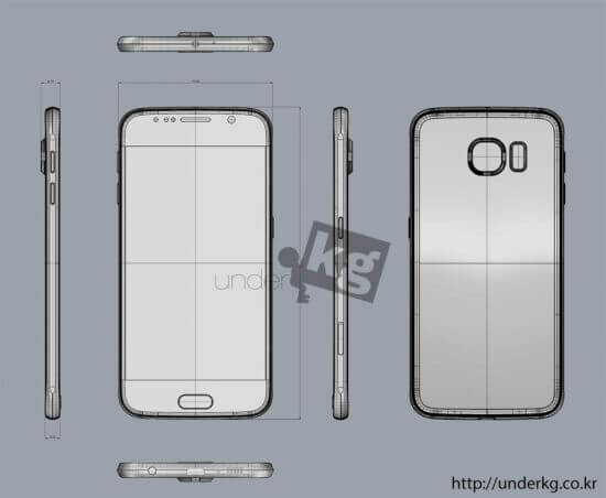 New-renders-show-the-Galaxy-S6-compare-it-with-the-iPhone-6-4