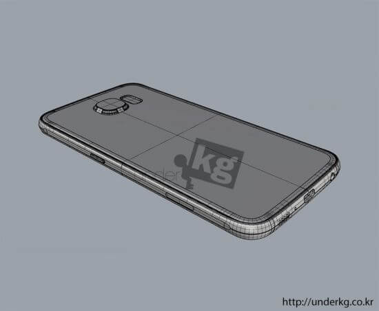 New-renders-show-the-Galaxy-S6-compare-it-with-the-iPhone-6-6