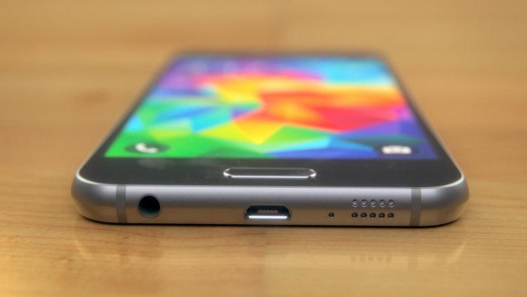 Samsung Galaxy S6 концепт