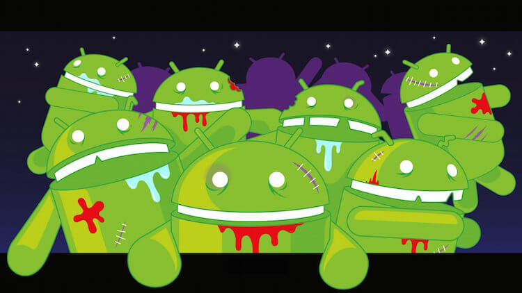Новый вирус имитирует отключение смартфона и продолжает слежку за пользователем
