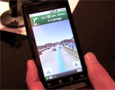 first android google maps