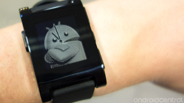 pebble android watchface