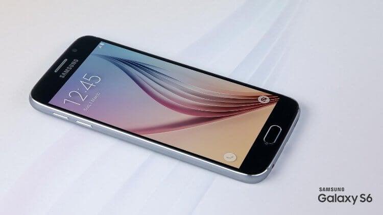 Samsung Galxay S6