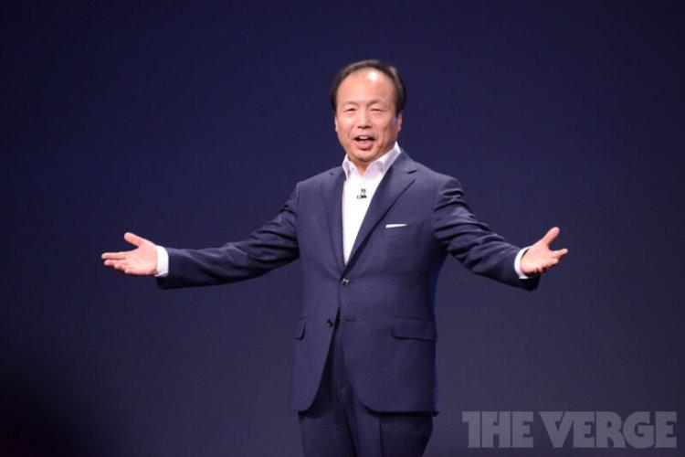 Samsung Galaxy S6 и S6 Edge представлены