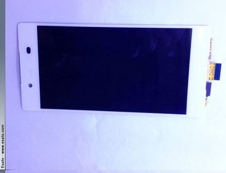 Якобы LCD-панель Xperia Z4