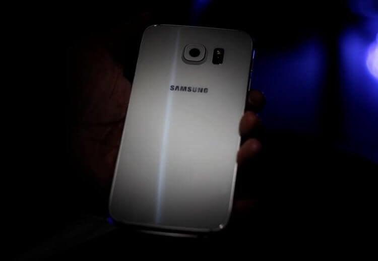 Galaxy S 2015 года